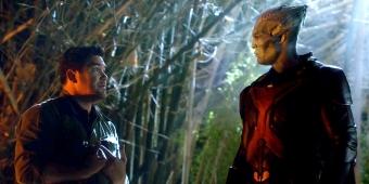 Supergirl-Manhunter-and-Dean-Cain