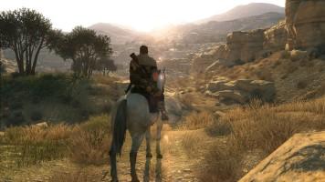 Metal Gear Solid V, un jeu d'infiltration où l'on passe plus de temps à se balader à cheval