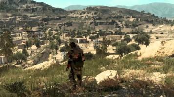 Metal Gear Solid V, une mission après une longue balade à cheval
