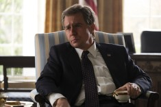 Sam Rockwell as George W. Bush in Adam McKay's VICE, an Annapurna Pictures release. Credit : Matt Kennedy / Annapurna Pictures 2018 © Annapurna Pictures, LLC. All Rights Reserved.