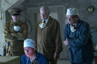 Episode 4, debut 5/27/19: Ralph Ineson, Mark Bagnall, Stellan Skarsgård, Jared Harris.