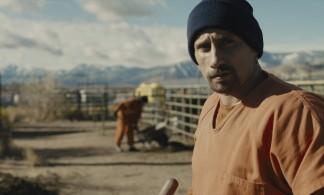 Matthias Schoenaerts stars as Roman Coleman in Laure de Clermont-Tonnerre's THE MUSTANG, a Focus Features release. Credit : Focus Features